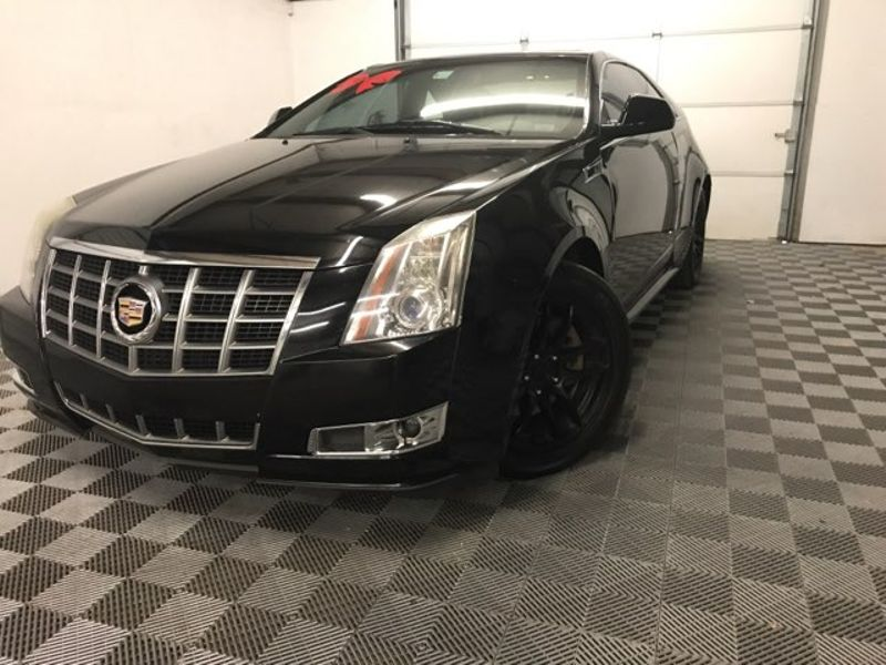 Used 2012 Cadillac CTS V6 Sunroof 3.6