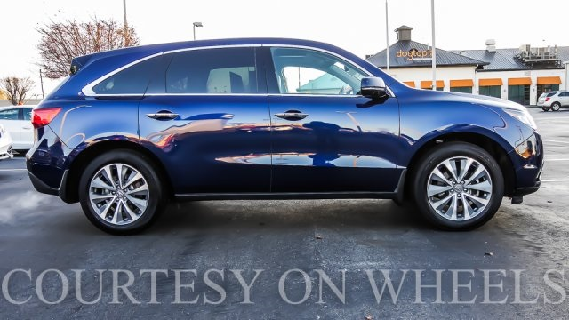 Photo 2015 Acura MDX 4D Sport Utility AWD