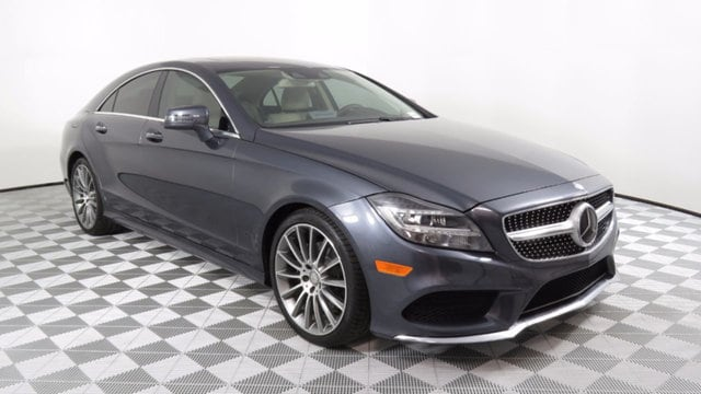 Photo Used 2016 Mercedes-Benz CLS 400 Coupe in Chandler, AZ near Phoenix