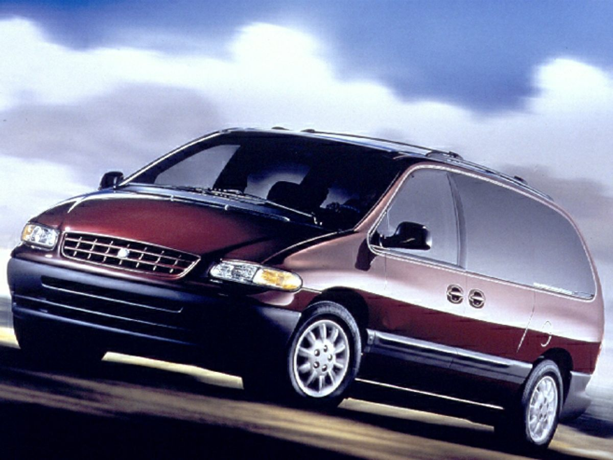Photo 2000 Plymouth Grand Voyager SE Van for sale in Princeton, NJ