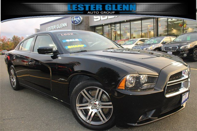 2014 Dodge Charger R/T 4dr Car