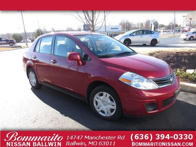 Used 2011 Nissan Versa Sedan in Ballwin, Missouri