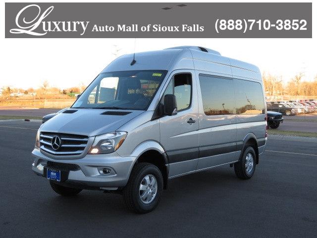 2017 Mercedes-Benz Sprinter 2500 Standard Roof V6 Van Passenger Van in Sioux Falls, SD