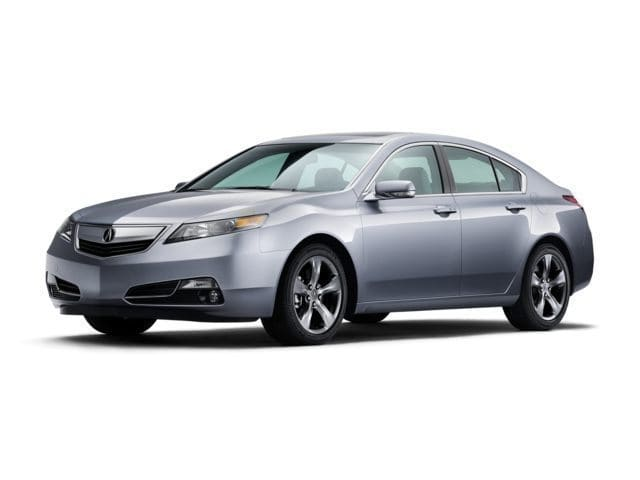 Photo Used 2012 Acura TL SH-AWD with Technology Package Sedan in Union, NJ