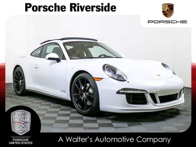 Photo Certified Pre-Owned 2015 Porsche 911 Carrera GTS