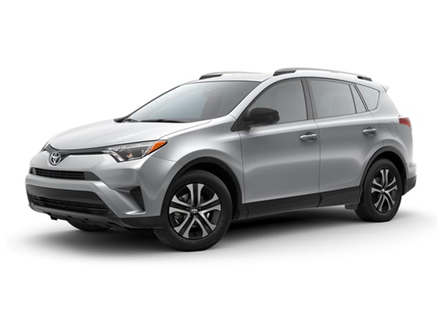 Used 2016 Toyota RAV4 LE SUV Front-wheel Drive in Chico, CA