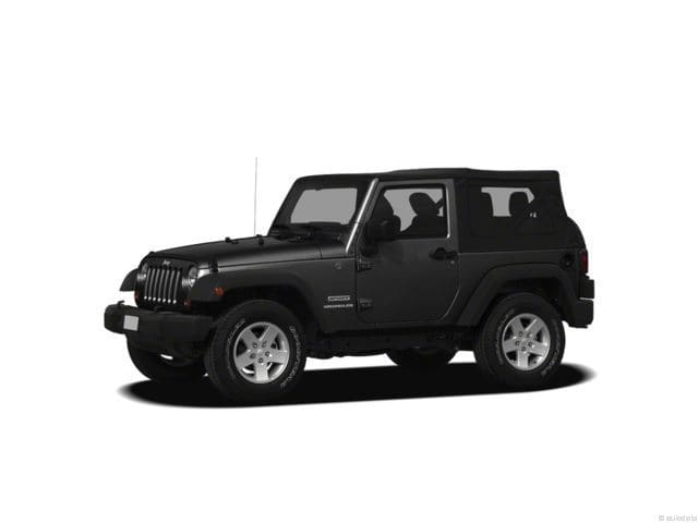 2012 Jeep Wrangler 4WD 2dr Call of Duty MW3 *Ltd Avail Sport Utility