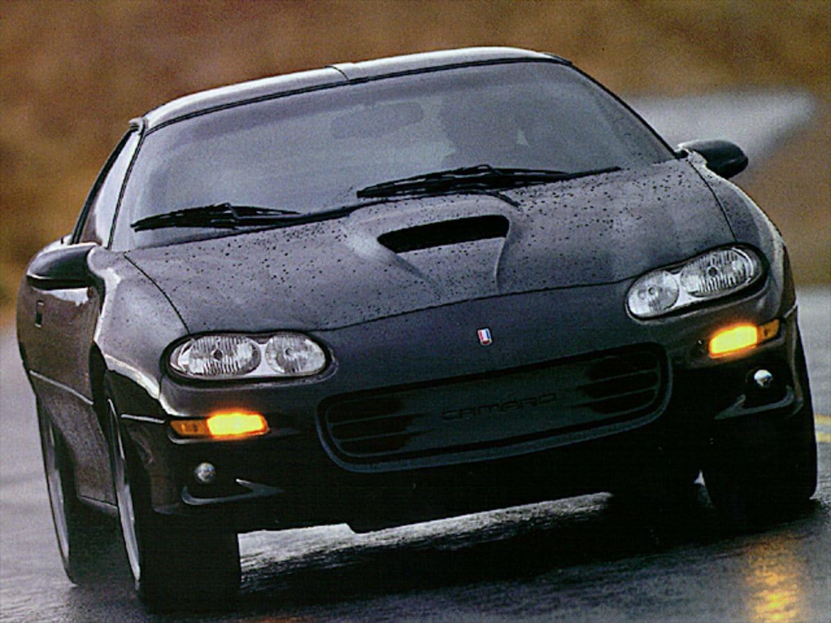 Photo Used 1998 Chevrolet Camaro Base For Sale  Sandy UT