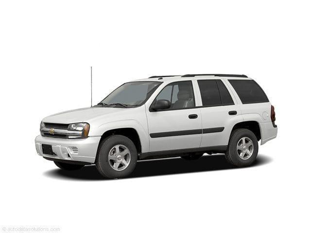 2005 Chevrolet Trailblazer LS 4WD LS