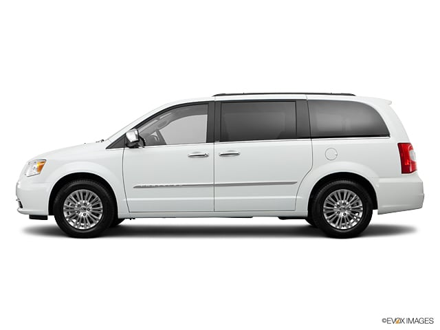 2013 Chrysler Town & Country Touring Van Front-wheel Drive in Irving, TX