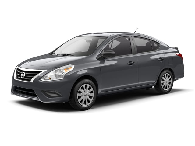 2016 Nissan Versa S Plus Sedan in Albuquerque, NM