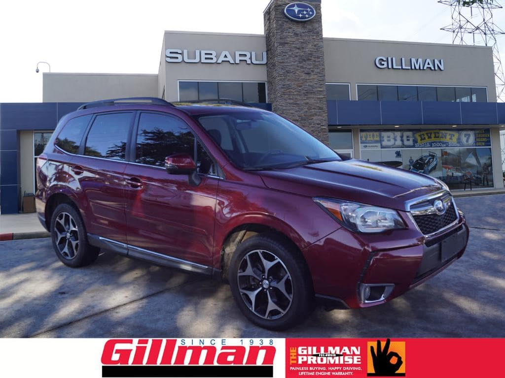 Certified Pre-Owned 2015 Subaru Forester 2.0XT Touring in Houston, TX