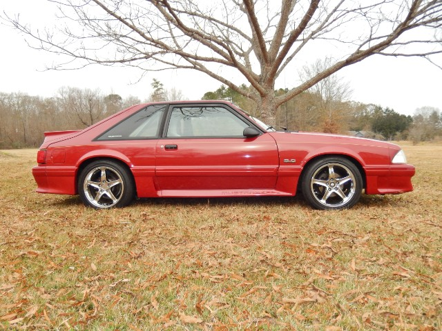 Photo 1988 Ford Mustang GT hatchback