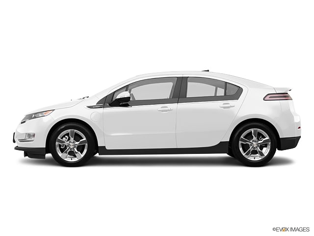 Photo Used 2012 Chevrolet Volt FWD in Marysville, WA
