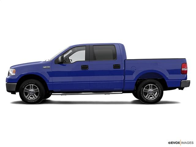 2007 Ford F-150 XLT Pickup Truck 24-Valve EFI FFV V8 Engine