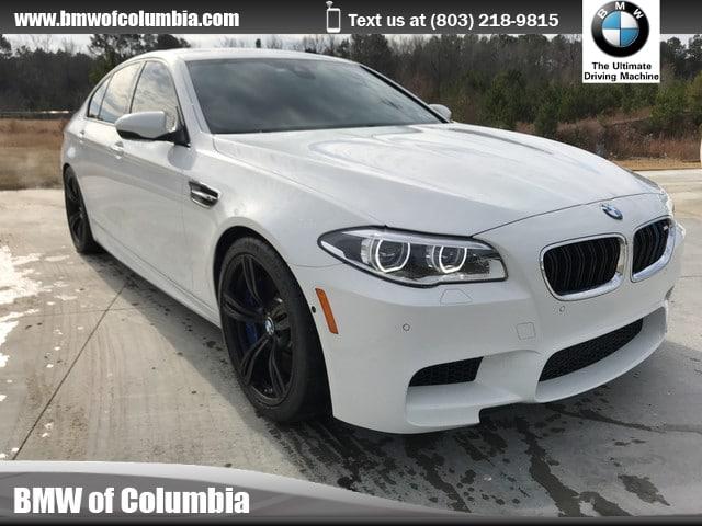 Photo 2015 BMW M5 Sedan Rear-wheel Drive