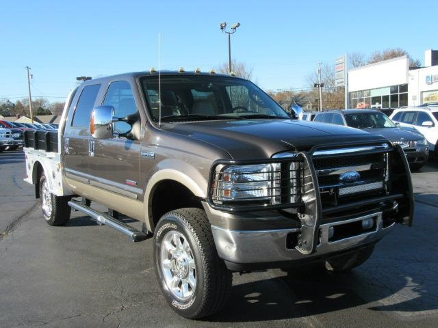 2005 Ford F-350SD Crew Cab 4WD Truck