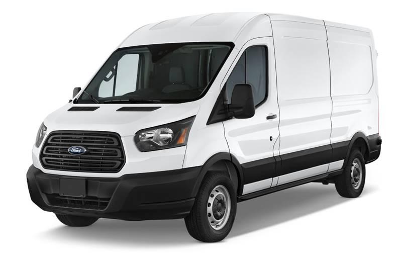 2016 Ford Transit Cargo 250 3dr SWB Low Roof Cargo Van w/60/40 Passenger Side Doors
