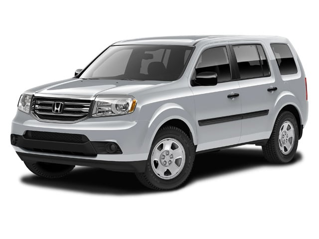 Certified Pre-Owned 2015 Honda Pilot LX in Reading, PA