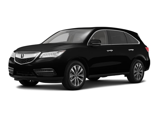 Certified Pre-Owned 2016 Acura MDX 3.5L in Reading, PA