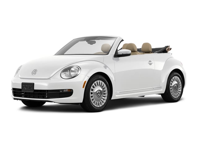Used 2016 Volkswagen Beetle Convertible 1.8T S 2dr Auto Pzev Convertible in Fort Myers