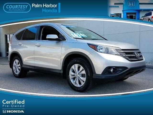 Certified 2013 Honda CR-V EX FWD SUV in Jacksonville FL