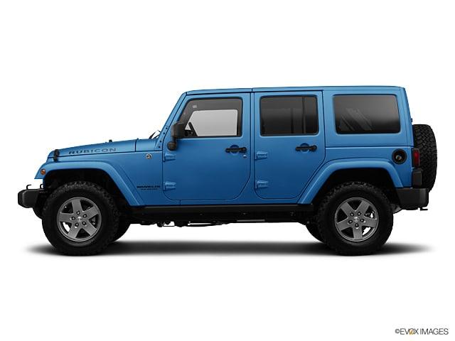 Photo 2012 Jeep Wrangler Unlimi ARCTIC 4WD Arctic Ltd Avail