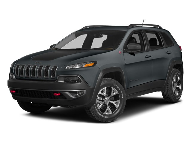 Photo 2014 Jeep Cherokee Trailhawk Sport Utility