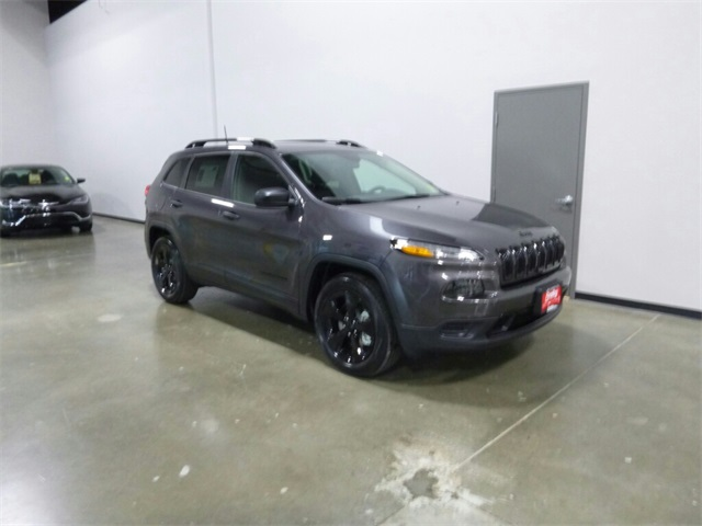 CERTIFIED PRE-OWNED 2017 JEEP CHEROKEE SPORT 4WD