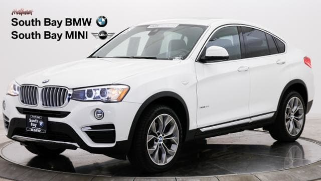 Certified 2018 BMW X4 xDrive28i xDrive28i Sports Activity Coupe in Torrance