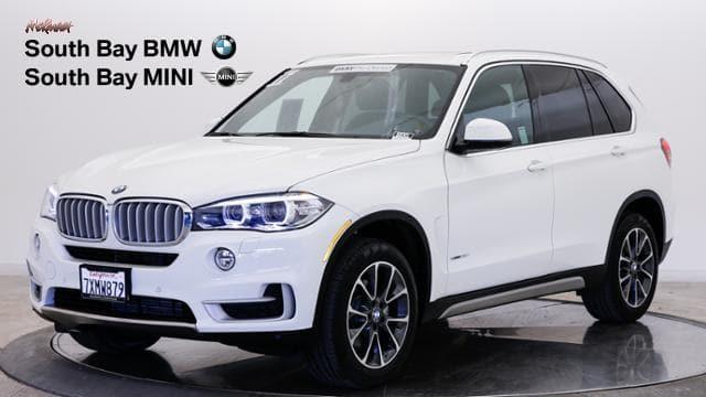 Certified 2017 BMW X5 xDrive35i xDrive35i SAV in Torrance
