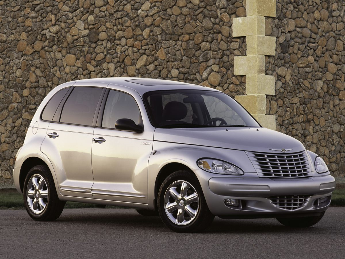 Photo Used 2003 Chrysler PT Cruiser Limited for Sale in Tacoma, near Auburn WA