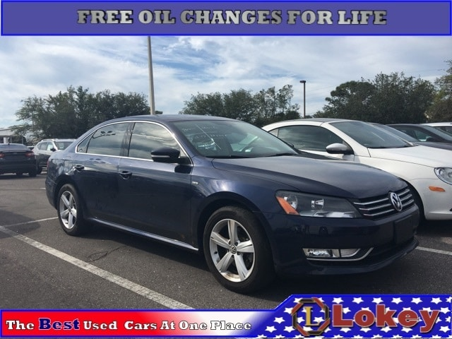Used 2015 Volkswagen Passat 1.8T Limited Edition Sedan in Clearwater, FL