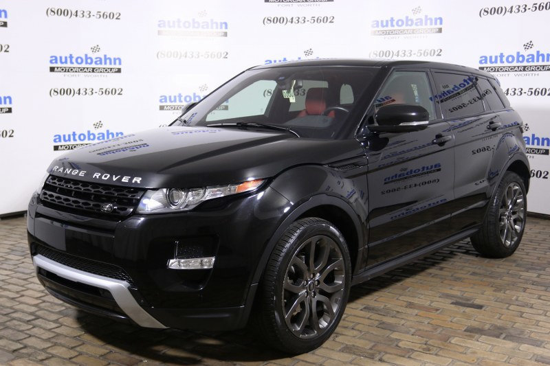 Certified Pre-Owned 2013 Land Rover Range Rover Evoque HB Dynamic Premium SUV Four Wheel Drive SUV