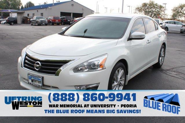 Used 2015 Nissan Altima 4dr Sdn I4 2.5 SL