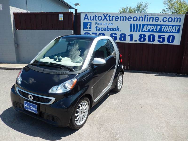 2013 Smart fortwo passion electric drive 2dr Hatchback