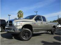 2007 Dodge Ram Pickup 2500 SLT 4X4 Cummins Diesel Long Bed