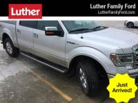 2014 Ford F-150 4WD Supercrew 145 Lariat Truck SuperCrew Cab V-8 cyl