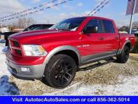 2009 Dodge Ram Pickup 1500 4x4 SLT 4dr Crew Cab 5.5 ft. SB