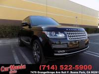 2014 Land Rover Range Rover 4x4 Autobiography 4dr SUV
