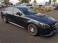 2015 Mercedes-Benz CLS-Class CLS 63 AMG S-Model Sedan in Charleston