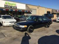 2002 Ford Crown Victoria 4dr Sedan