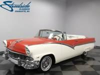 1956 Ford Fairlane 500 Sunliner $46,995