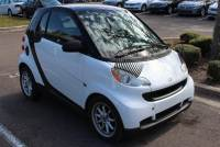 Used 2009 smart fortwo 2dr Cpe Pure