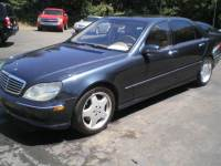 2002 Mercedes-Benz S-Class S 500 4dr Sedan