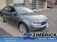 Used 2017 Volkswagen Jetta 1.4T SE Auto Car in Madison, WI