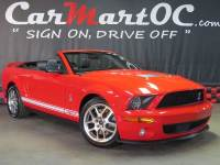 2008 Ford Shelby GT500 2dr Convertible