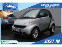 2009 Smart Fortwo Pure For Sale in Seattle, WA