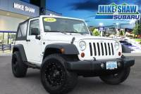 2009 Jeep Wrangler X near Denver, CO