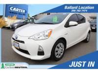 2014 Toyota Prius c Three For Sale in Seattle, WA